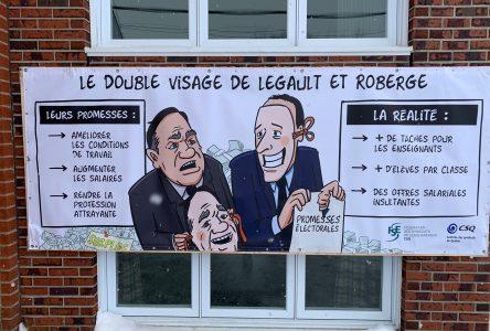 Le syndicat des enseignants «inquiet et déçu» du gouvernement Legault