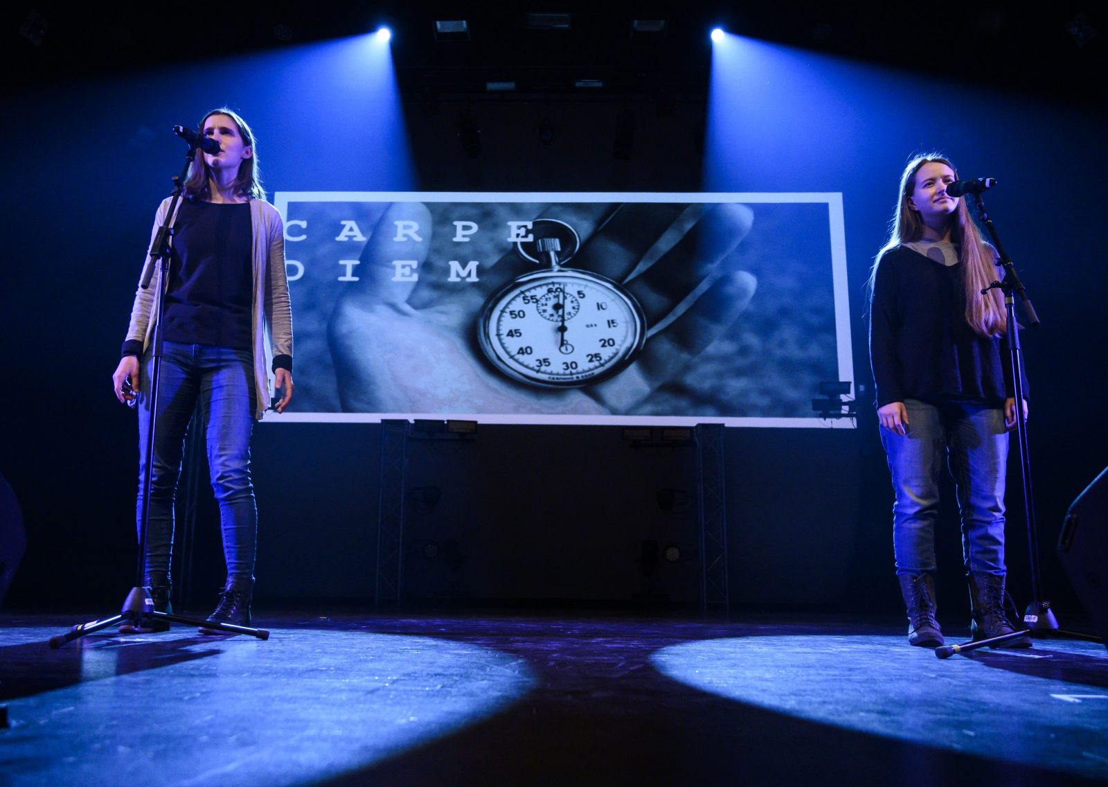 Cégeps en spectacle : Élisa Thériault et Rachel St-Laurent à la finale régionale