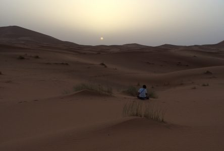 Un spectacle d'humour pour financer un voyage humanitaire au Maroc