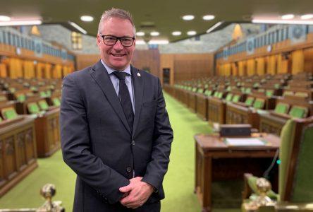 Plus de responsabilités pour le député Martin Champoux