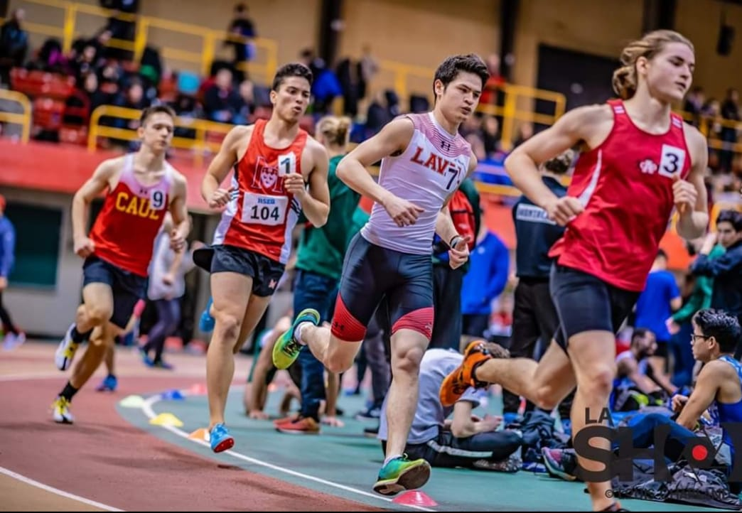 Édouard Lavoie-Beaulieu s'impose à l'heptathlon