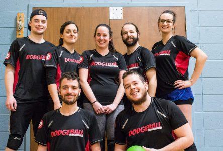 Dodgeball: sept joueurs de Drummond au championnat canadien