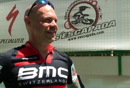 Maxim Martin, invité d'honneur du 30e Triathlon de Drummondville