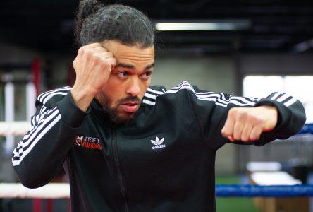 Jordan Balmir s'accorde un nouveau round