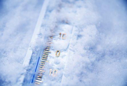 Tempête de neige : le CSSDC suspend les cours ce mardi