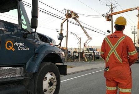 COVID-19 : Hydro-Québec suspend les frais pour les factures impayées