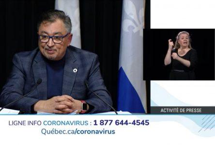 Interprète en langue des signes: une grande responsabilité en temps de crise