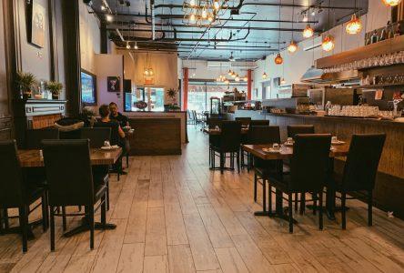 COVID-19: un dur coup pour les restaurateurs de Drummondville