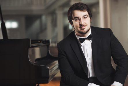 Charles Richard-Hamelin : un pianiste de renommée internationale avec l'OSD