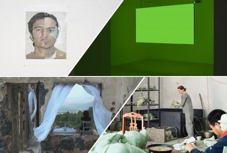 Espaces identitaires: la dernière exposition d'eXcentrer à la Galerie d'art Desjardins