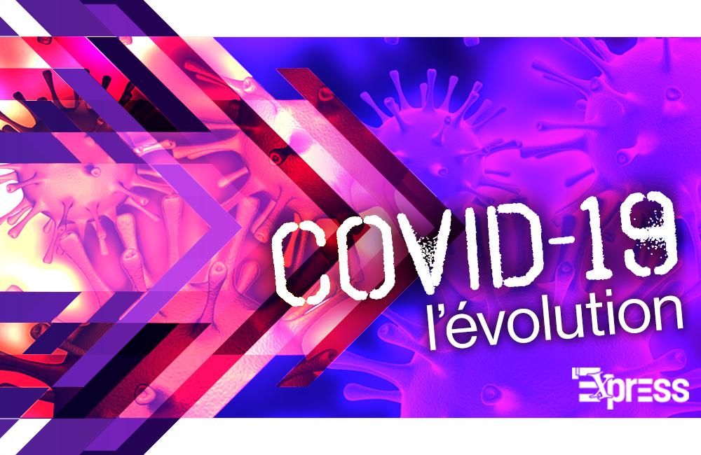 Maintenant 304 cas de COVID-19 dans Drummond