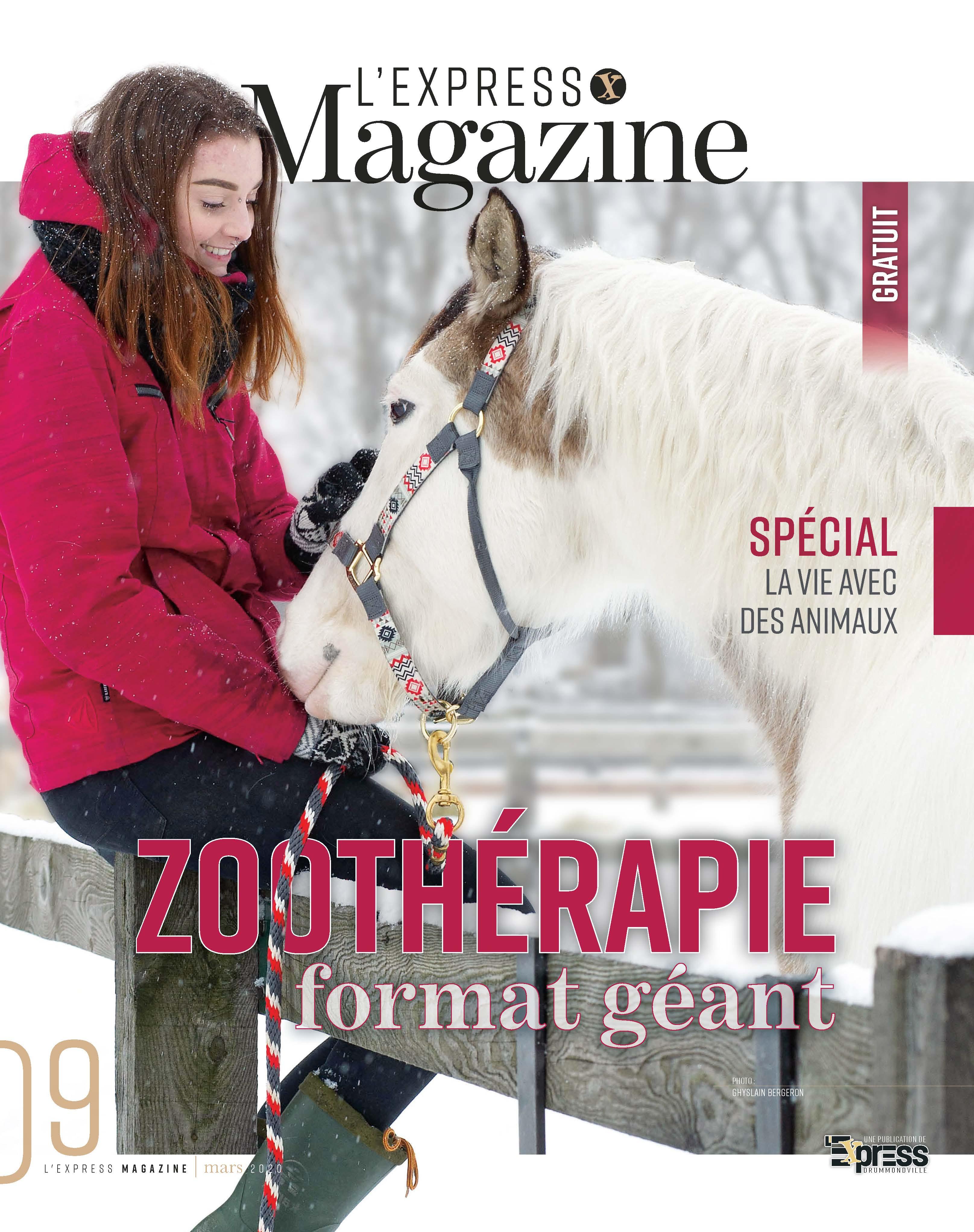 L'Express Magazine Mars 2020