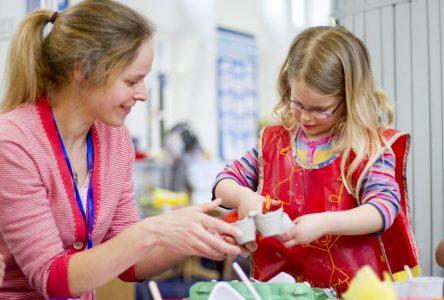 Une nouvelle classe de maternelle 4 ans pour la CSDC