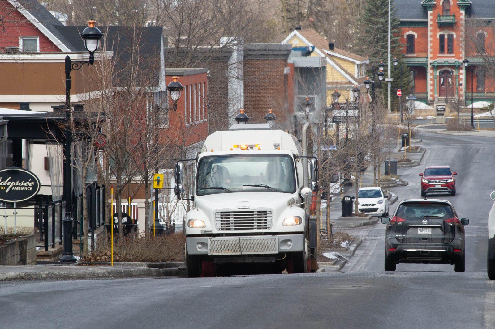 Drummondville se conformera aux exigences de Québec
