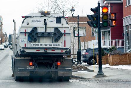 Drummondville lance son opération de nettoyage de rues