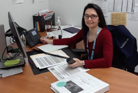Une Drummondvilloise se dévoue aux enquêtes épidémiologiques