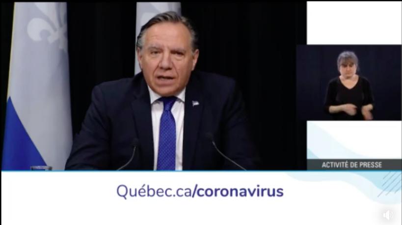 Québec permet la réouverture de certains secteurs de l'économie