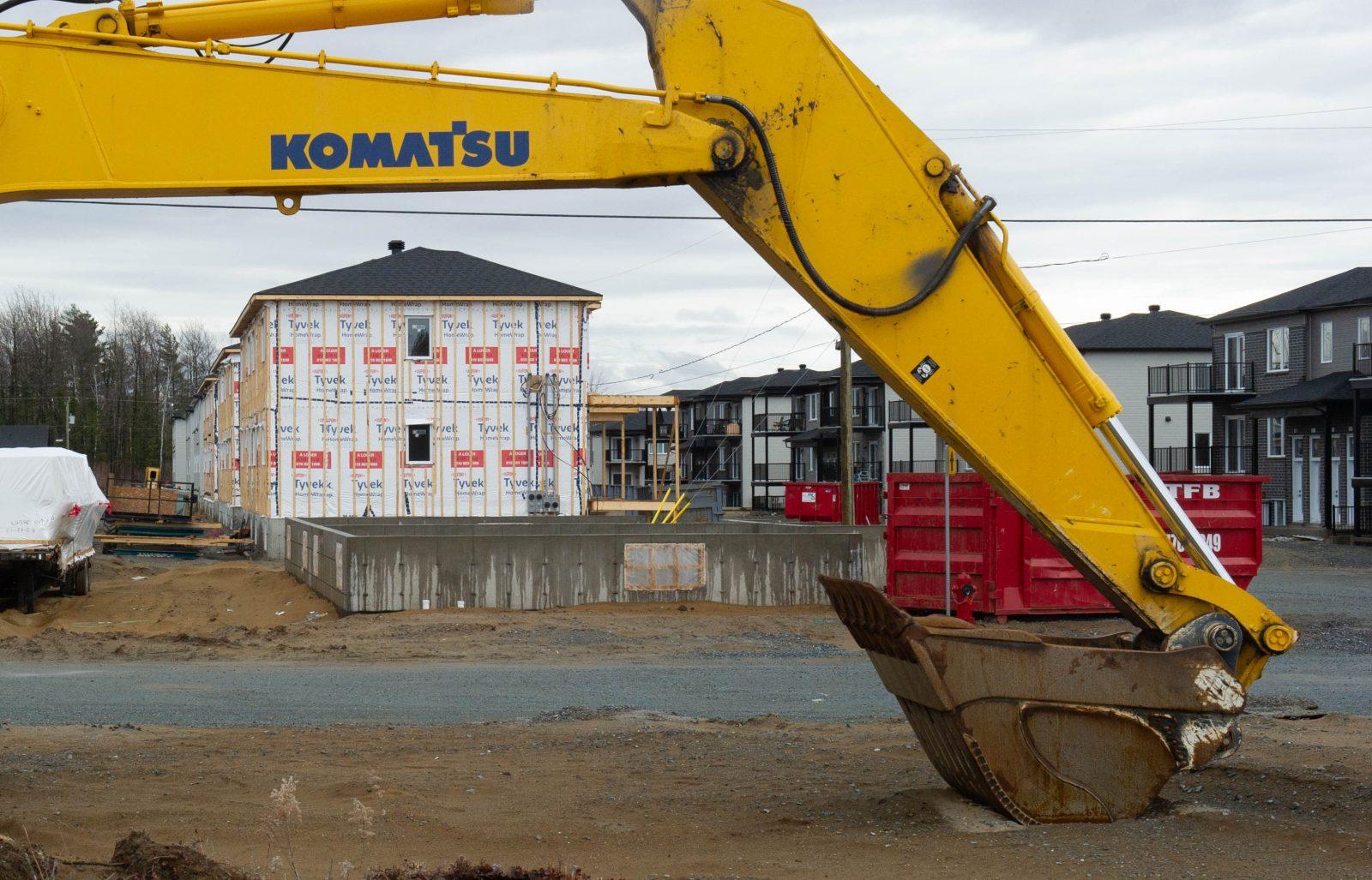 120 M$ pour relancer le secteur de la construction