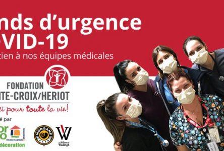 La Fondation Sainte-Croix/Heriot crée deux fonds de soutien