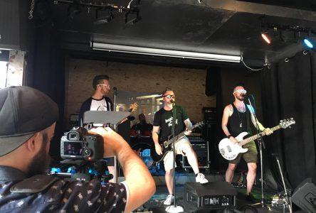 Extério lance la première tournée virtuelle rock québécoise