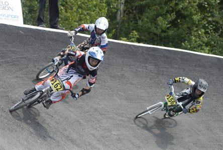 La piste de BMX de nouveau accessible