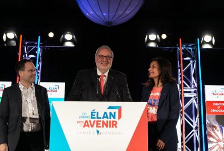 Chefferie au Parti libéral : Alexandre Cusson se retire de la course