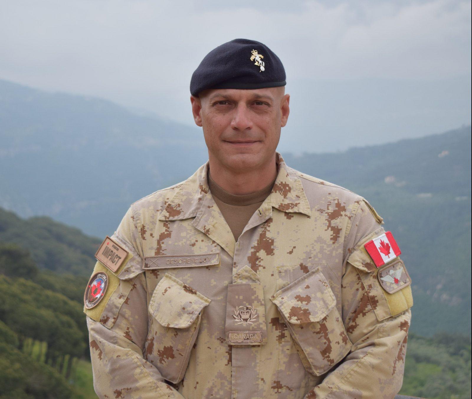 Mission accomplie pour un Drummondvillois de retour du Liban