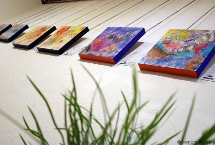 Une première exposition virtuelle pour la Galerie mp tresart