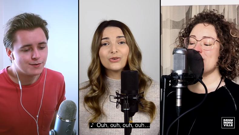 Trois artistes de Drummondville chantent pour redonner l'espoir