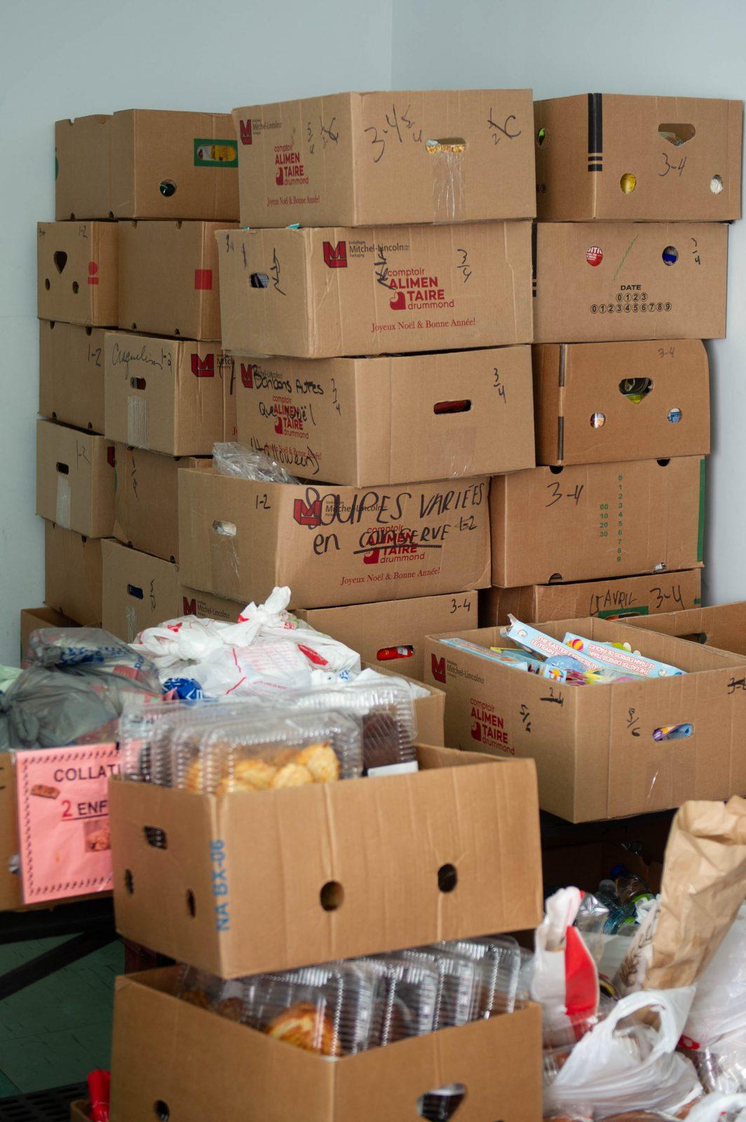 Une somme percutante de 300 554 $ récoltée pour le Comptoir alimentaire
