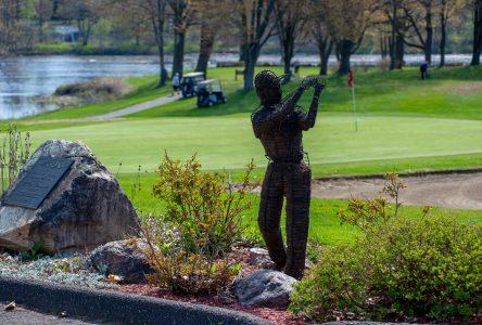 Les travaux reportés au club de golf de Drummondville