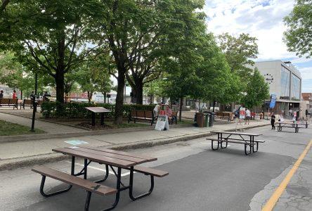 Terrasse à aire ouverte: la population… plus ou moins la bienvenue