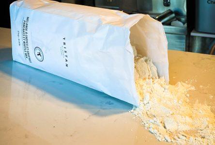 La farine des Aliments Tristan plus populaire que jamais