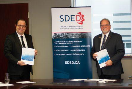 Bilan 2019 de la SDED : 267 M$ investis et 1041 nouveaux emplois créés