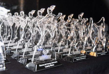 Gala des sports des Voltigeurs: les lauréats dévoilés