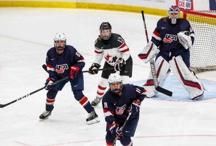 Cinq joueuses de la région ciblées par Hockey Canada