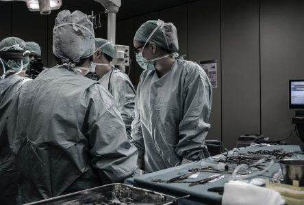 Une moyenne de 69 % des activités chirurgicales maintenues à Sainte-Croix