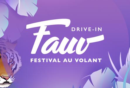 Un festival d'humour en mode ciné-parc à Drummondville