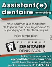 Logo de Assistant(e) dentaire