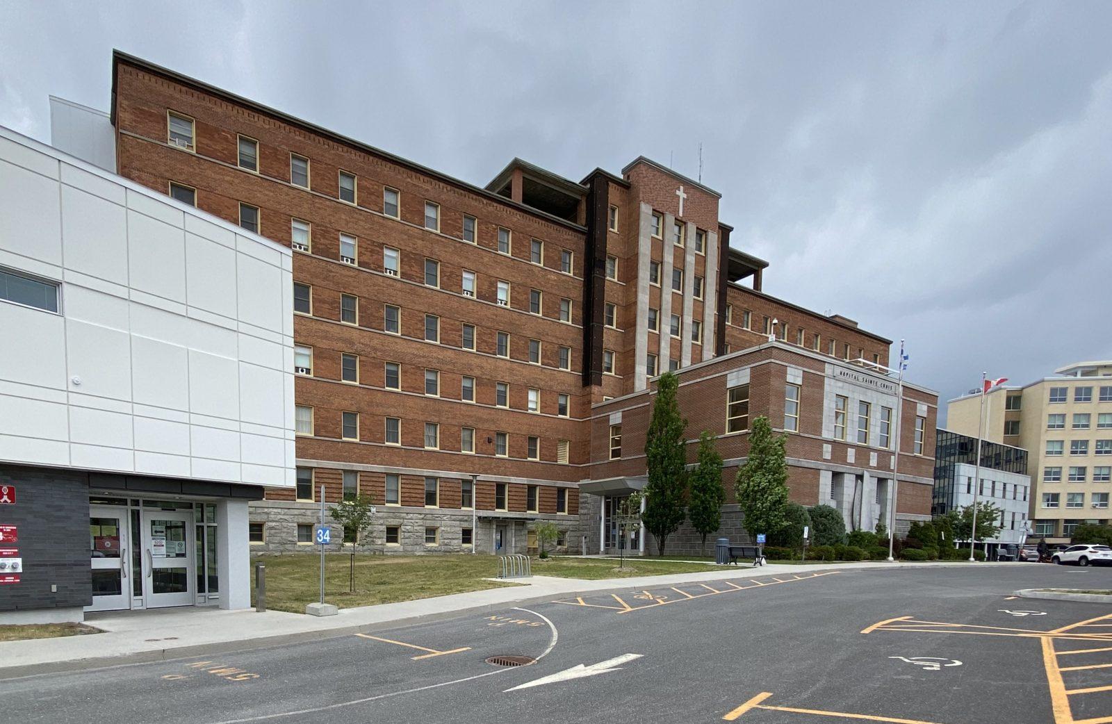 Dépistage : la clinique sans rendez-vous maintenant à l'hôpital
