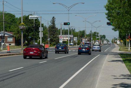 La reconfiguration du boulevard Saint-Joseph étudiée