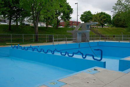 La nouvelle piscine du parc Woodyatt sera ouverte début juillet