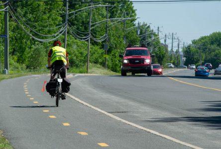Drummondville reçoit le Prix Distinction de l'Association québécoise des transports