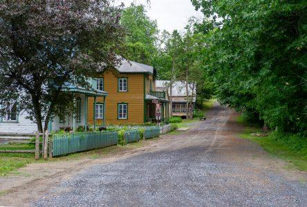 Le Village québécois d'antan sera accessible que les week-ends