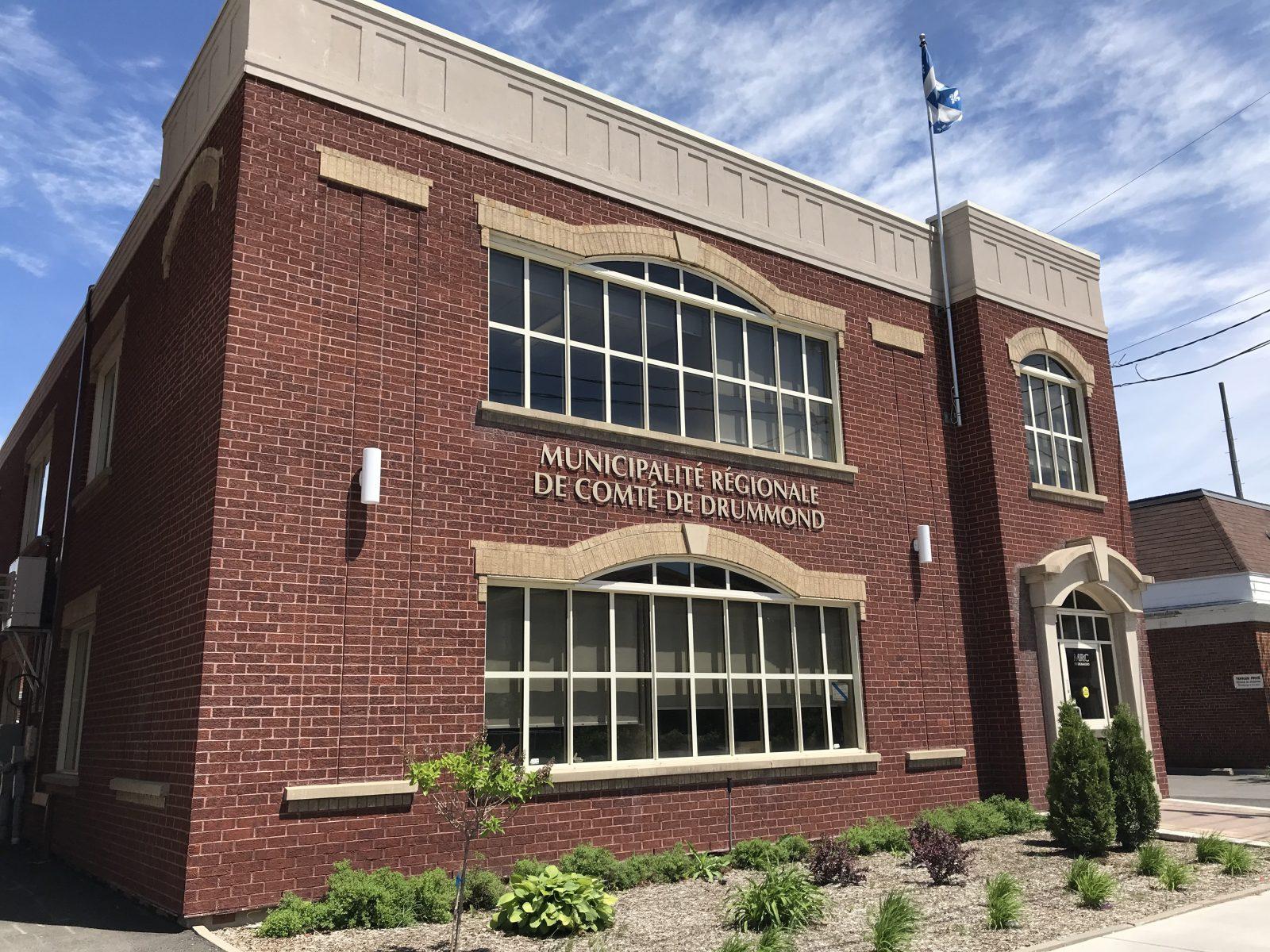 La MRC de Drummond bénéficiera d'une aide financière de 750000 $