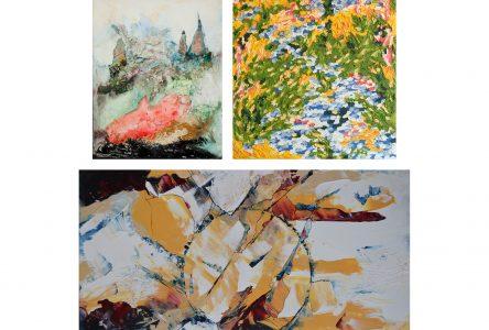 Trois nouvelles œuvres d'art enrichissent la collection de la MRC de Drummond