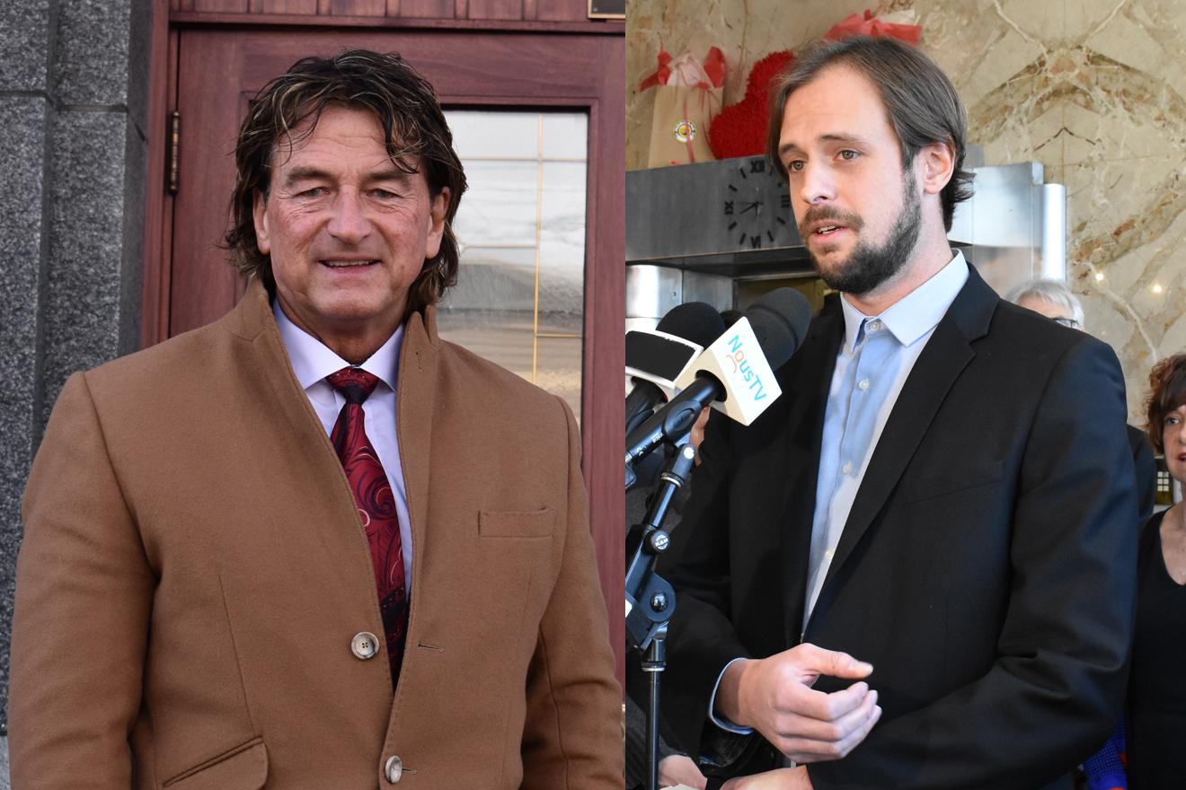 Mairie de Drummondville: Alain Carrier et Mathieu Audet toujours intéressés