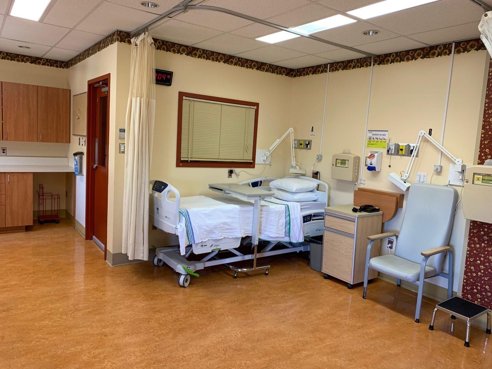 COVID-19 : 50 hospitalisations en Mauricie et au Centre-du-Québec