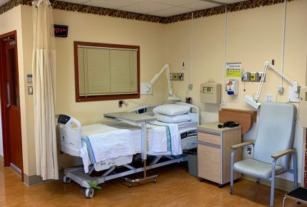 Aucune hospitalisation à l'unité COVID de l'hôpital Sainte-Croix