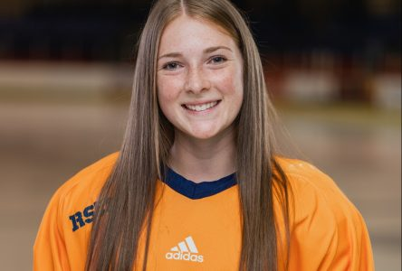 Hockey : Sarah-Ève Caillé portera le «C» pour le Boomerang